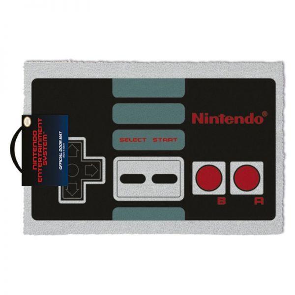 Nintendo: NES Controller, Fußmatte