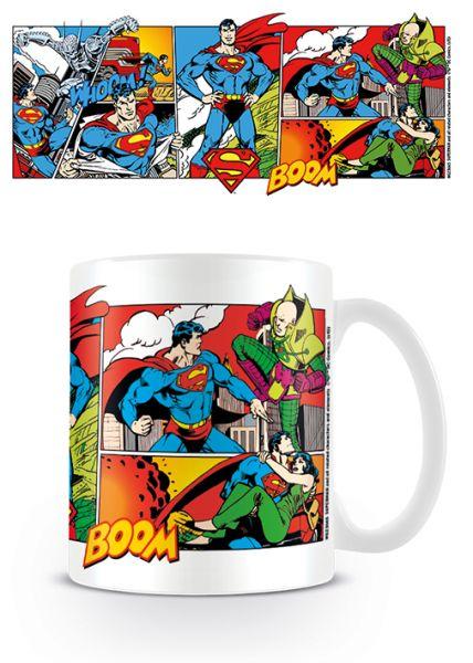 DC Comics: Superman, Tasse