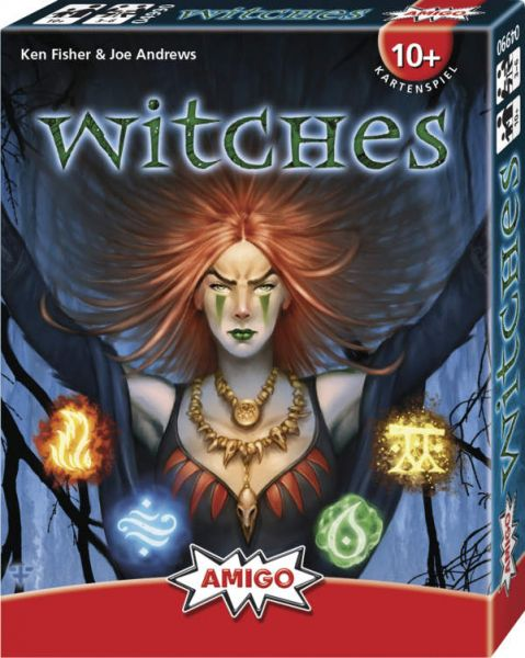 Witches, Kartenspiel