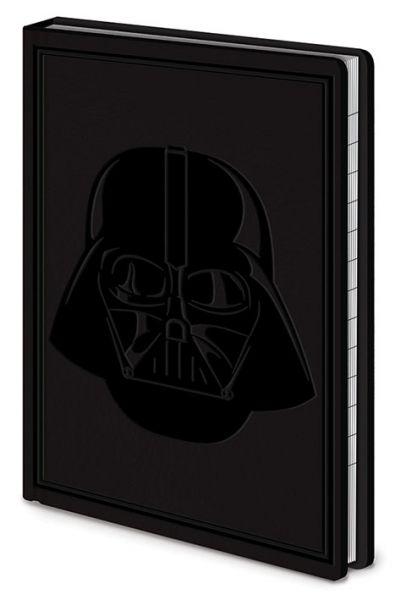 Darth Vader Premium A6 Notizbuch Star Wars