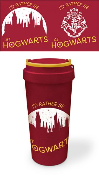 Harry Potter (Hogwarts), Eco To-Go-Becher aus Bioplastik