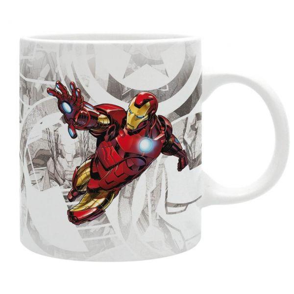 The Invincible Iron Man Tasse Marvel