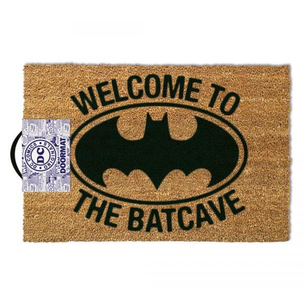 Welcome to The Batcave Batman Fußmatte DC Comics