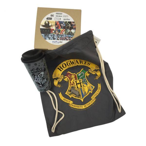 Hogwarts Logo Geschenk-Set Harry Potter