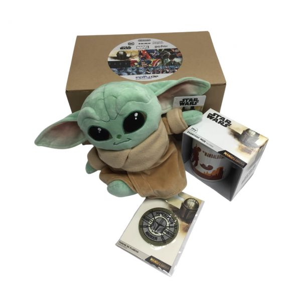 The Child and The Mandalorian Geschenk-Set Star Wars