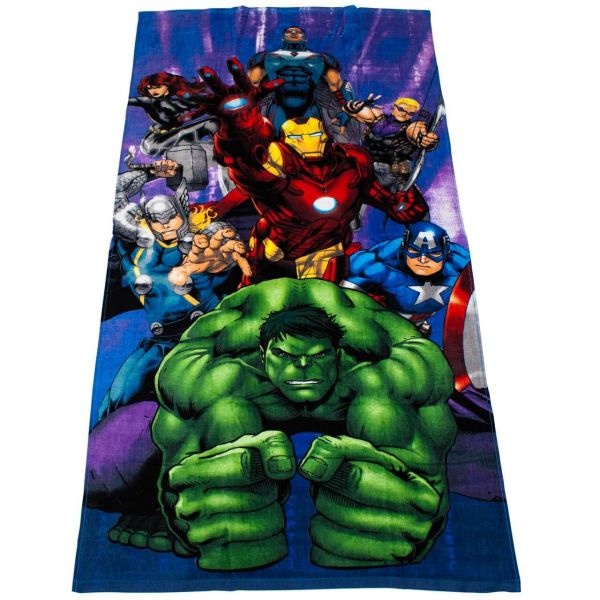 Marvel Avengers Handtuch aus Baumwolle