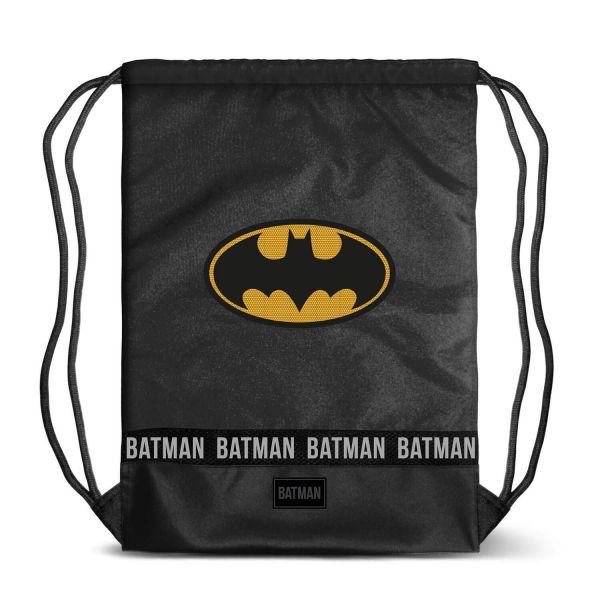 Batman Logo Turnbeutel DC Comics