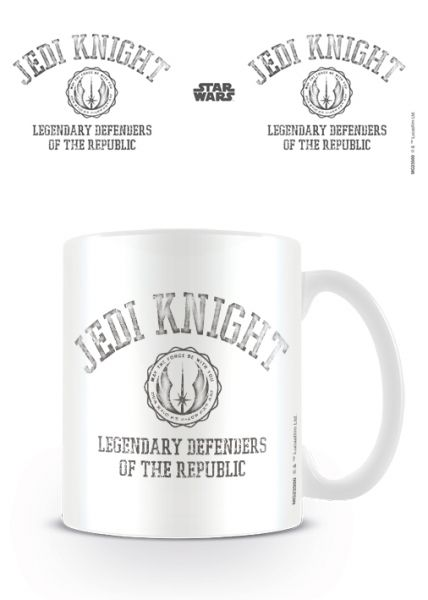 Star Wars: Jedi Knight, Tasse