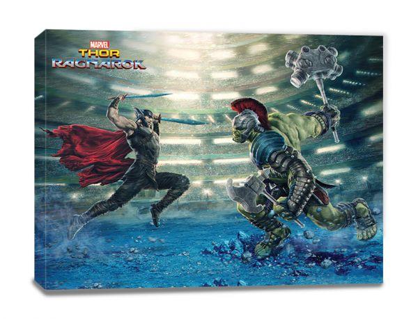 Thor: Ragnarok (Fight), Leinwanddruck