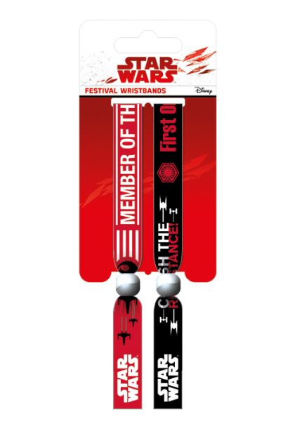 Star Wars: The Last Jedi (Light & Dark), Festivalarmband