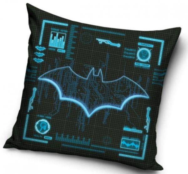 Batman Kissenbezug inkl. Kissen 40 x 40
