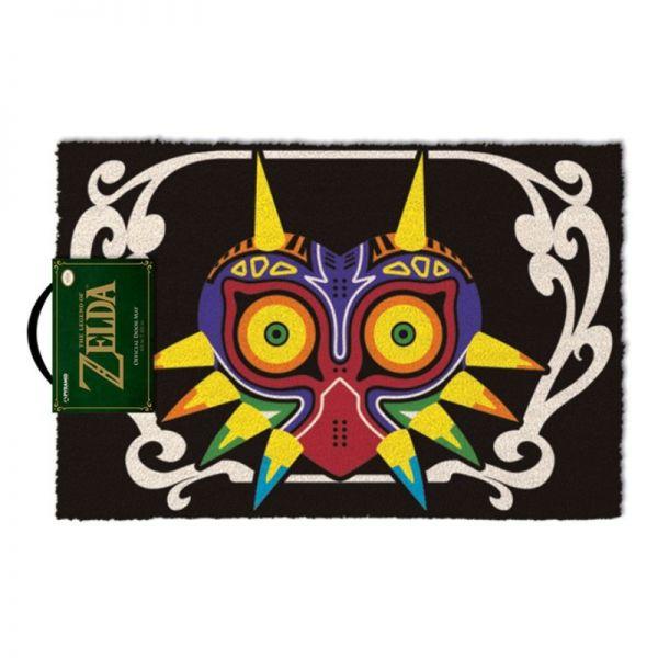 Zelda Majora's Mask Fußmatte