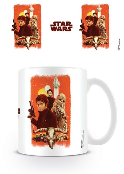 Solo: A Star Wars Story (Friends and Enemies), Tasse
