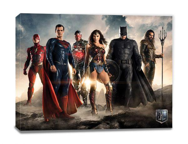 Justice League: Movie (Teaser), Leinwanddruck