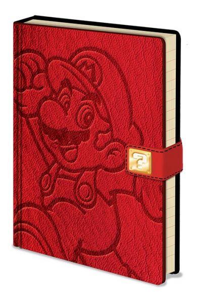 Super Mario Premium Notizbuch