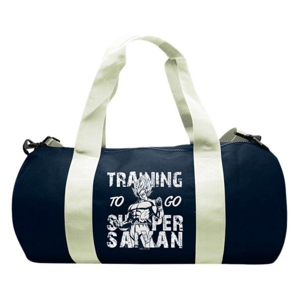 DBZ Training to go Super Saiyan Sporttasche Dragon Ball
