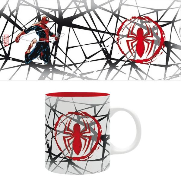 Spider-Man Tasse Marvel