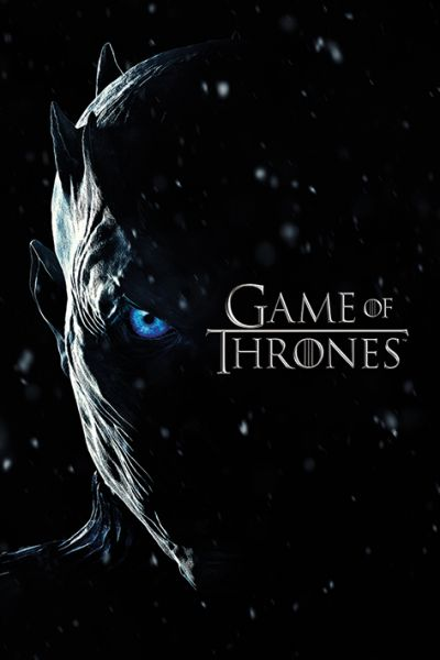 Night King Season 7 Maxi Poster Game of Thrones