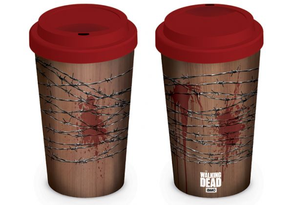The Walking Dead (Lucille), To Go Becher