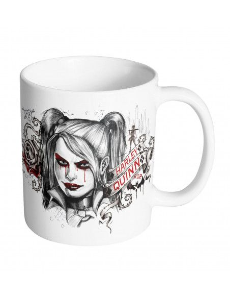 Harley Quinn RIP Tasse DC Comics