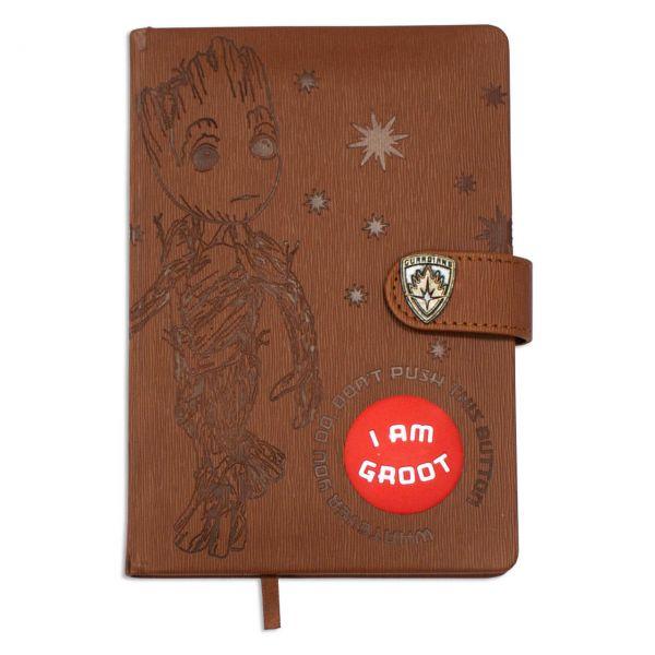 Groot Guardians of the Galaxy Notizbuch mit Sound Marvel