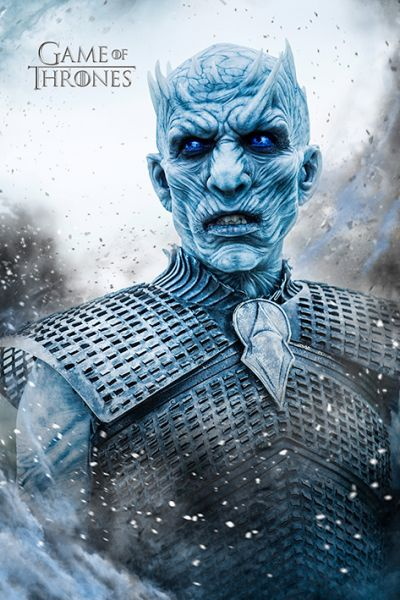 Game Of Thrones: Night King, Maxi Poster