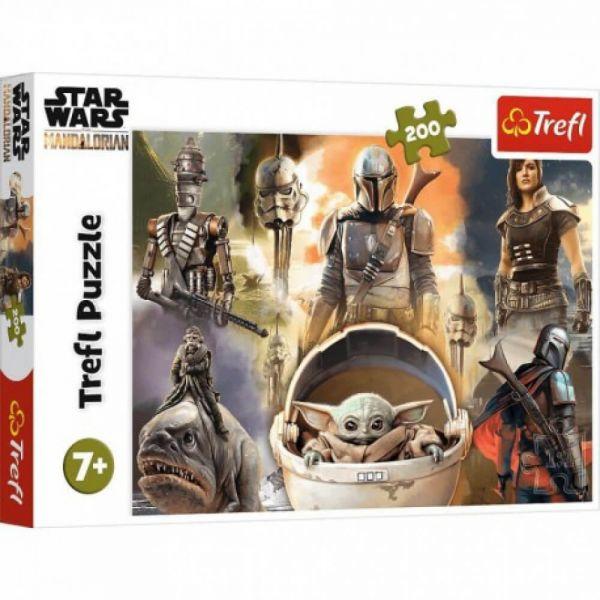 The Mandalorian Puzzle Star Wars