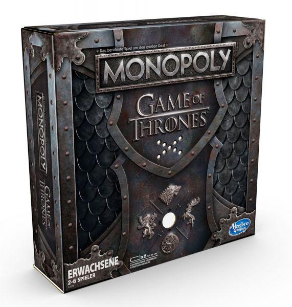 Game of Thrones Brettspiel Monopoly (Deutsche Version) mit Sound
