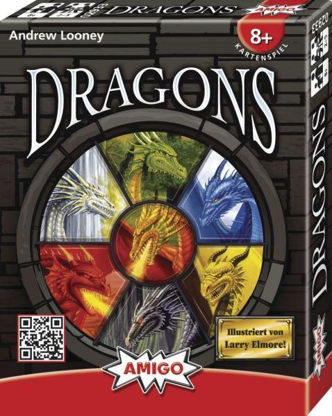 Dragons, Kartenspiel