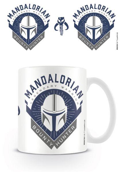 The Mandalorian Bounty Hunter Mando Tasse Star Wars
