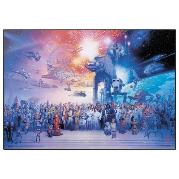 Star Wars Universum Schreibunterlage Star Wars