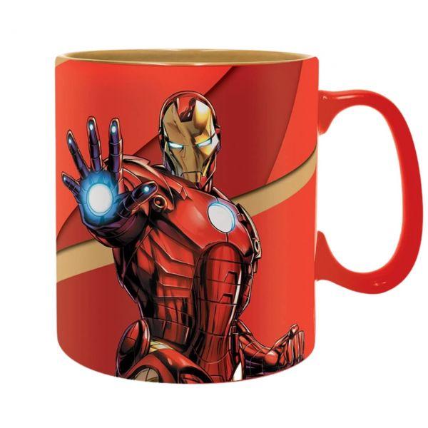 Iron Man Armored Tasse Marvel