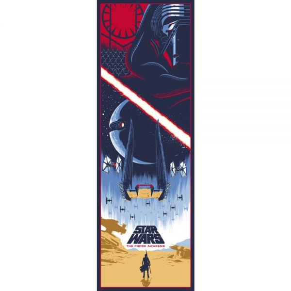 Episode VII Das Erwachen der Macht Tür Poster Star Wars