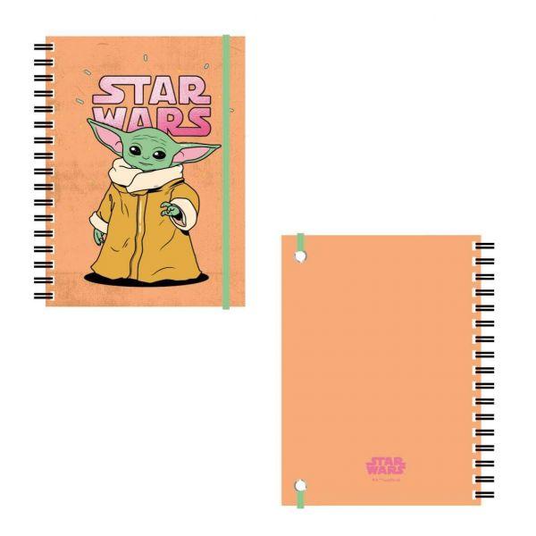 The Child Mando A5 Notizbuch Star Wars