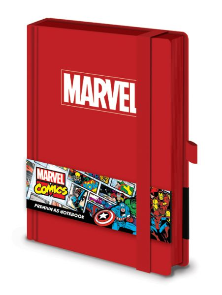 Marvel Retro Premium Notizbuch
