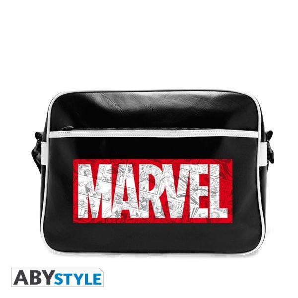Marvel Logo Umhängetasche