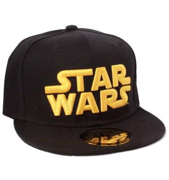 Star Wars Logo Snapback Cap Star Wars
