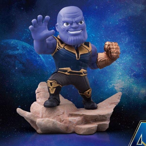 Thanos Avengers 10 cm Mini Egg Figur Marvel