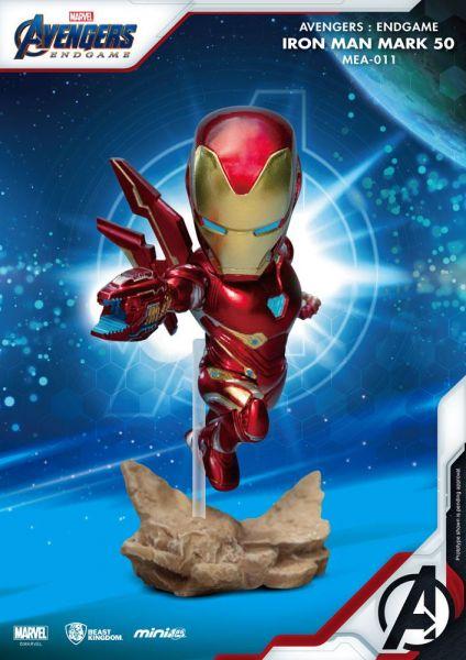 Avengers: Endgame Iron Man Mini Egg Figur 10 cm
