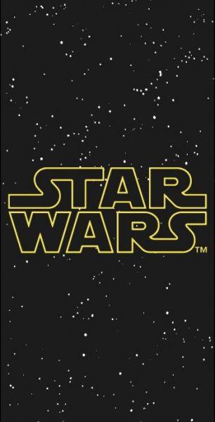 Star Wars Logo Handtuch Star Wars