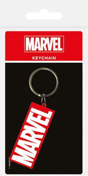 Marvel Logo Schlüsselanhänger