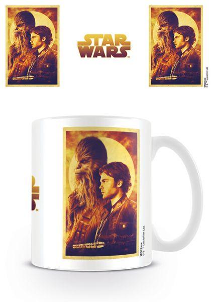 Solo: A Star Wars Story (Han und Chewie), Tasse