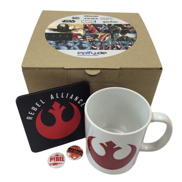 Rebel Alliance Geschenk-Set Star Wars