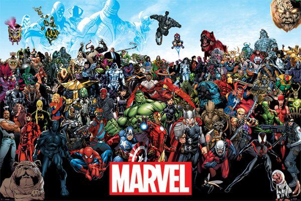 Marvel: Universe, Maxi Poster