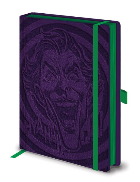 HaHaHa The Joker Premium A5 Notizbuch DC Comics