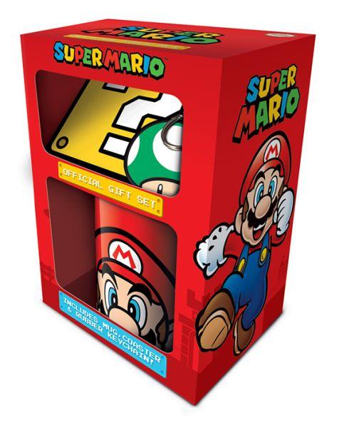 Mario Geschenk-Set Super Mario Nintendo