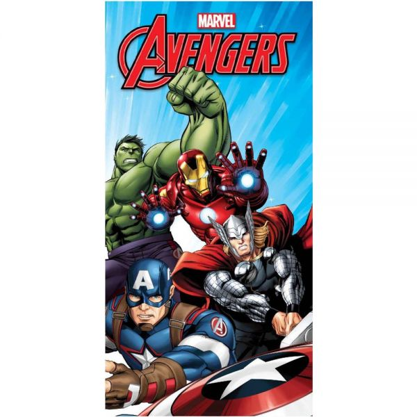 Avengers Revenge Handtuch Marvel