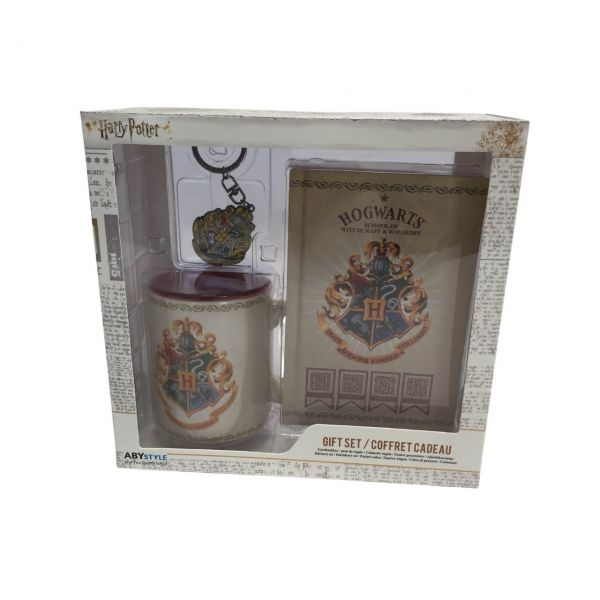 Hogwarts Geschenk-Set Harry Potter