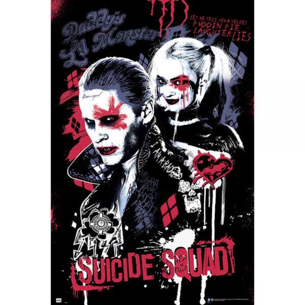 Joker & Harley Quinn Maxi Poster DC Comics
