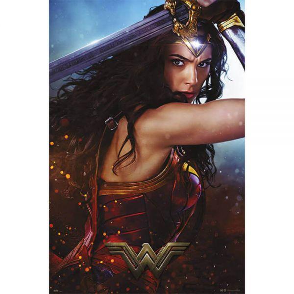 Wonder Woman Maxi Poster DC Comics